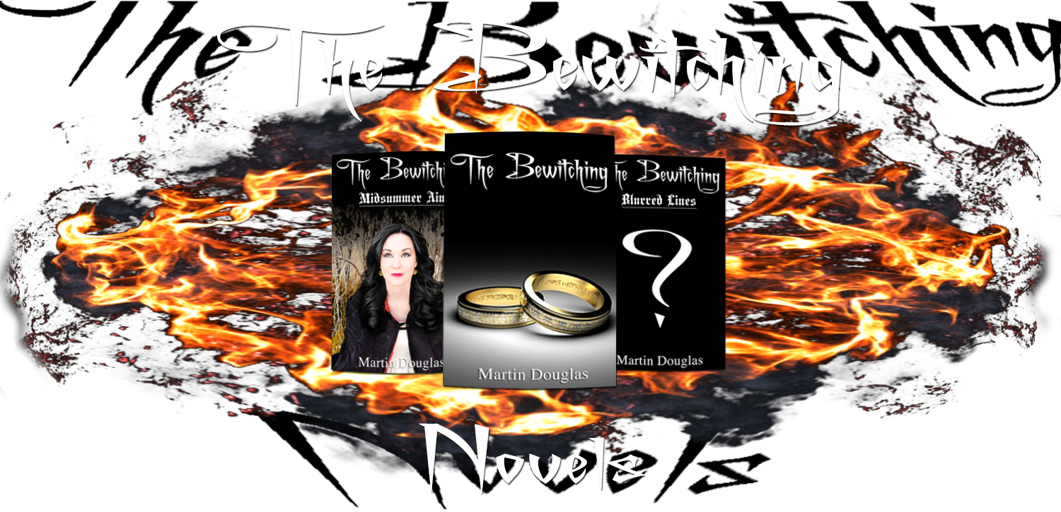 The Bewitching Novels series written by Author Martin Douglas